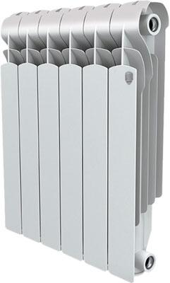 Водяной радиатор отопления Royal Thermo Indigo 500 - 6 секц.