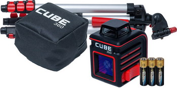 Лазерный уровень ADA Cube 360 Professional Edition лазерный уровень нивелир ada cube mini basic edition