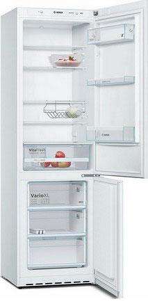 Двухкамерный холодильник Bosch KGE 39 XW 2 AR холодильник bosch kgn39nw13r двухкамерный белый