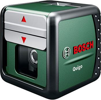 Уровень Bosch Quigo III 0603663520 нивелир bosch quigo iii professional 0603663520