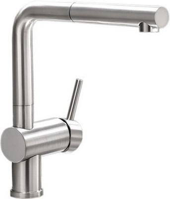 Кухонный смеситель BLANCO LINUS-S-F поверхность нержавеющая сталь смеситель blanco periscope s f ii 516671