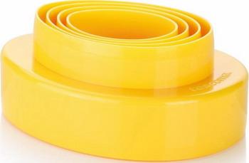 Двухсторонние формочки Tescoma DELICIA 8 размеров 630869 двухсторонние формочки печенье delcia 6 размеров