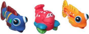 Набор игрушек для купания Bondibon ВВ1393 bondibon студия дизайна вечерние платья
