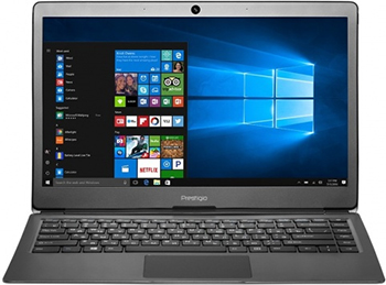 Ноутбук Prestigio SmartBook 133 S темно-серый ноутбук prestigio smartbook 141 c windows 10 pro черный