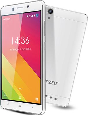 Мобильный телефон Ginzzu S 5120 белый мобильный телефон ginzzu r12 белый