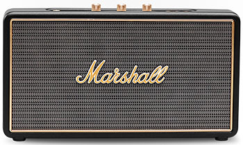 Акустика 2.1 Marshall Stockwell Black портативная колонка marshall stockwell black case