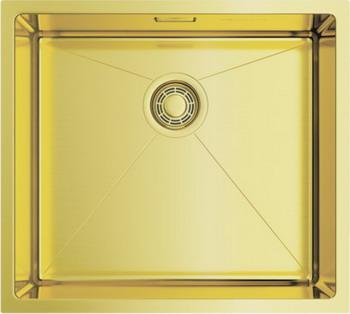 Кухонная мойка OMOIKIRI TAKI 49-U/IF-LG светлое золото (4973523) кухонная мойка omoikiri taki 38 u if lg 380х440 светлое золото 4973092