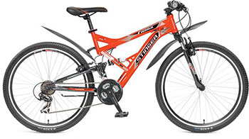 Велосипед Stinger 26 SFV.VERSU.16 BL7 26'' Versus 16'' синий велосипед stinger valencia 2017