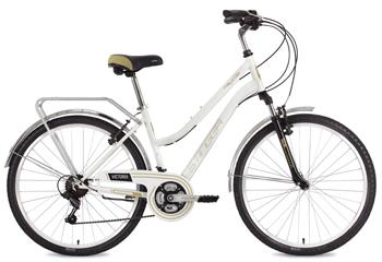 Велосипед Stinger 26'' Victoria 17'' белый 26 SHV.VICTOR.17 WH8 велосипед stinger valencia 2017