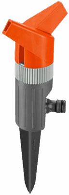 Дождеватель Gardena круговой Foxtrott Classic 01953-20 автоматическая станция бытового водоснабжения gardena 3000 4 classic eco 01753 20 000 00