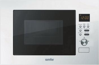 Встраиваемая микроволновая печь СВЧ Simfer MD 2330 lg mb65w95gih white свч печь с грилем
