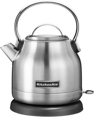 Чайник электрический KitchenAid 5KEK 1222 ESX чайник электрический kitchenaid 5kek 1722 eer