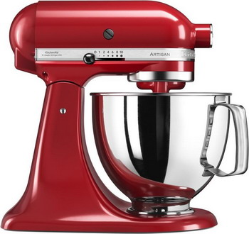 Кухонная машина KitchenAid 5KSM 125 EER kitchenaid 5kmt4205 eer
