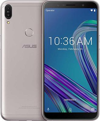 Смартфон ASUS ZenFone Max Pro M1 ZB 602 KL 4/128 GB (90 AX 00 T2-M 01480) серебристый asus z 380 c 1a 087 a 90 np 0221 m 02670