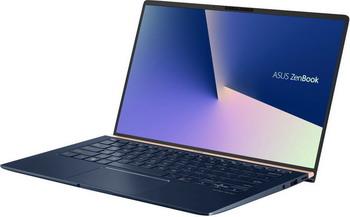 Ноутбук ASUS UX 433 FN-A 6171 R Royal Blue Metal + Чехол (90 NB0JQ2-M 03890) new original for asus g751 g751j g751m g751jt g751jl g751jm cpu and gpu cooling fan l r