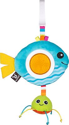 Подвесная игрушка Benbat Rattles рыбка TT 126 babyono игрушка подвеска рыбка