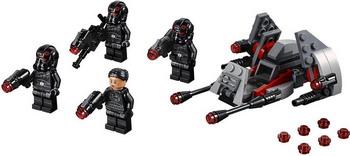 Конструктор Lego Боевой набор отряда Инферно 75226 Star Wars star wars lego конструктор lego star wars 75129 боевой корабль вуки
