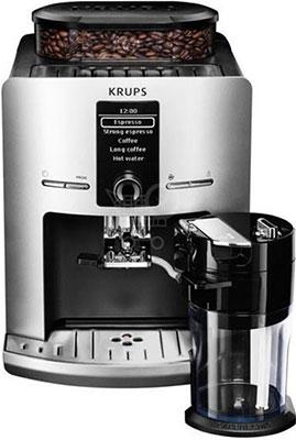 Кофемашина автоматическая Krups EA 829 E 10 husqvarna 445 e