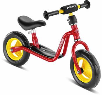 Беговел Puky LR M 4053 red красный шлем детский puky m 51 56 9596 black red черный красный