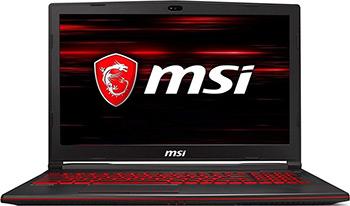 все цены на Ноутбук MSI GL 63 8RD-839 RU i7-8750 H (9S7-16 P 612-839) Black
