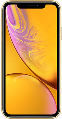 Смартфон Apple iPhone XR 256 GB желтый (MRYN2RU/A) смартфон apple iphone xr жёлтый 6 1 256 гб nfc lte wi fi gps 3g mryn2ru a