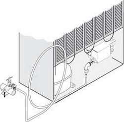 Шланг Liebherr для ледогенератора (длина 1 5 м) (6030787)