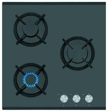 Встраиваемая газовая варочная панель Simfer H 45 N 30 B 501 встраиваемая газовая варочная панель simfer h 60 m 41 o 412