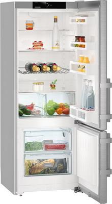 Двухкамерный холодильник Liebherr CUef 2915 холодильник liebherr cu 2915 20 001