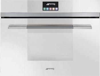 Встраиваемый электрический духовой шкаф Smeg SF 4140 MCB электрический духовой шкаф smeg sf700po