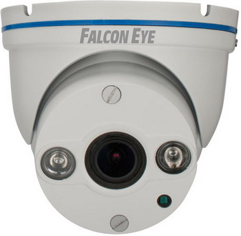 Камера Falcon Eye FE-IPC-DL 200 PV камера видеонаблюдения falcon eye fe ipc dw200p цветная fe ipc dw200p