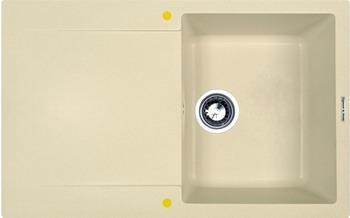 Кухонная мойка Zigmund amp Shtain RECHTECK 775 топленое молоко