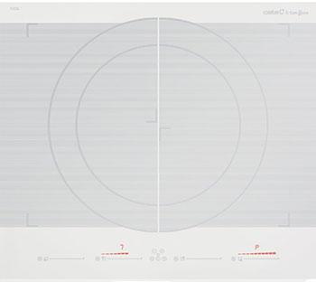 Встраиваемая электрическая варочная панель Cata & CAN ROCA GIGA 600 WH вытяжка cata ceres 600 p bk