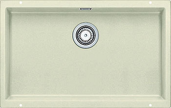 Кухонная мойка BLANCO SUBLINE 700-U SILGRANIT жасмин