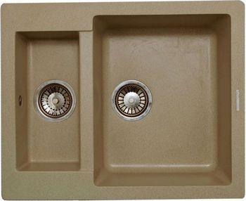 все цены на Кухонная мойка LAVA D.1 (DUNE светлый беж) онлайн