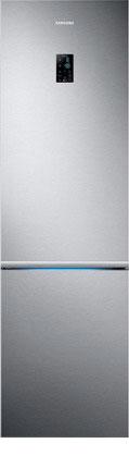 где купить  Двухкамерный холодильник Samsung RB 37 K 6220 SS/WT  дешево