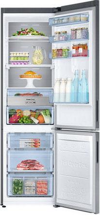 Двухкамерный холодильник Samsung RB 37 K 6221 S4/WT samsung rb 33 j3420ef wt