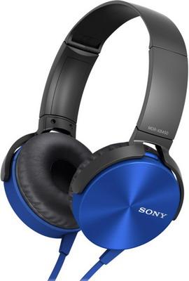 Наушники Sony MDR-XB 450 APL синий