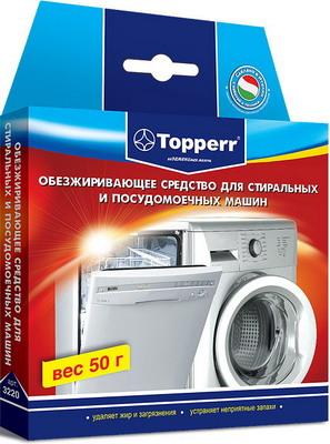 Чистящее средство Topperr 3220 чистящее средство для стеклокерамики topperr 3422