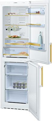 Двухкамерный холодильник Bosch KGN 39 AW 18 R холодильник bosch kgn39nw13r двухкамерный белый