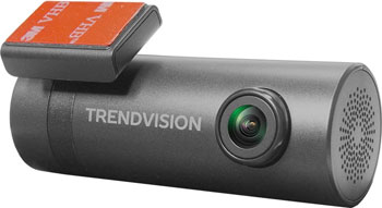 Автомобильный видеорегистратор TrendVision Tube (Темно серый)