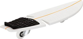 Двухколёсный скейтборд Razor Razor RipSurf чёрный razor электро минибайк mx350 с 6 лет