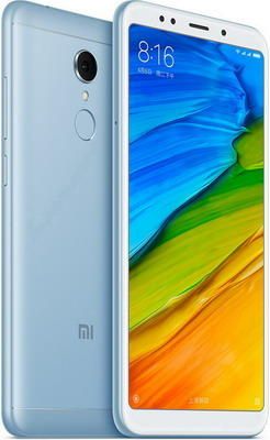 Мобильный телефон Xiaomi Redmi 5 2/16 GB синий