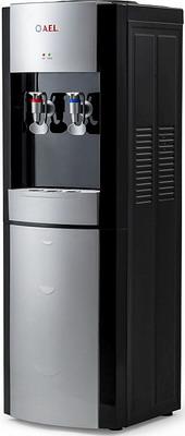 Кулер для воды AEL LD-AEL-28 c black/silver кулер для воды lesoto 16 l c e blue silver