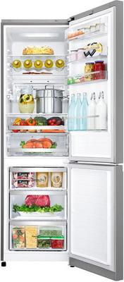 Двухкамерный холодильник LG GA-B 499 TGTS холодильник lg ga b499zvsp silver