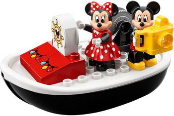 Конструктор Lego DUPLO Disney: Катер Микки 10881