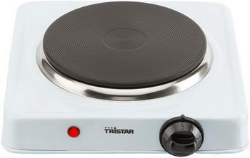 Настольная плита Tristar KP-6185 электроплитка tristar kp 6245 белый