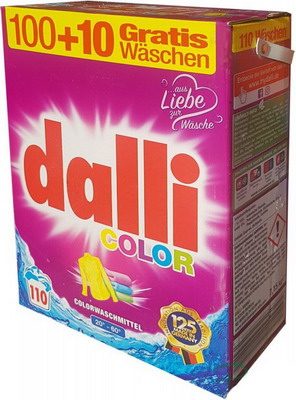 Стиральный порошок DaLLi COLOR 7.15 кг стиральный порошок пемос 2кг