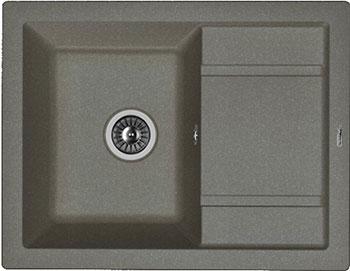 Кухонная мойка Florentina Липси-660 660х510 черный FG