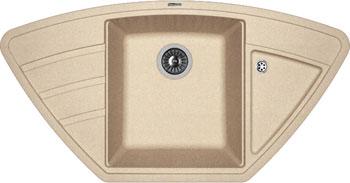 Кухонная мойка Florentina Липси-980 С 980х510 песочный FG искусственный камень