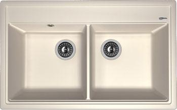 Кухонная мойка Florentina Липси-820 820х510 жасмин FSm искусственный камень